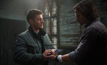 Supernatural Season Finale Review: Angels & Demons