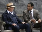 Lennix Enlists Red - The Blacklist