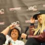 Bob and Eliza at Conageddon 2019 - The 100