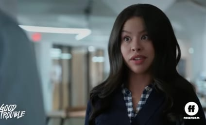 Good Trouble Promo: Screw the Patriarchy!