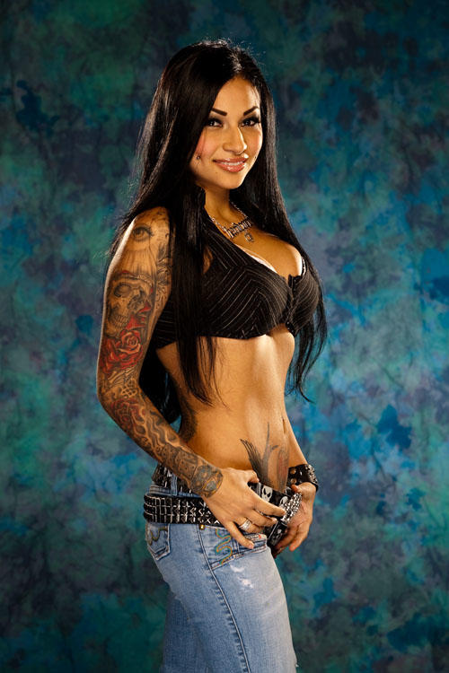 Brittanya From Rock Of Love Nude 81