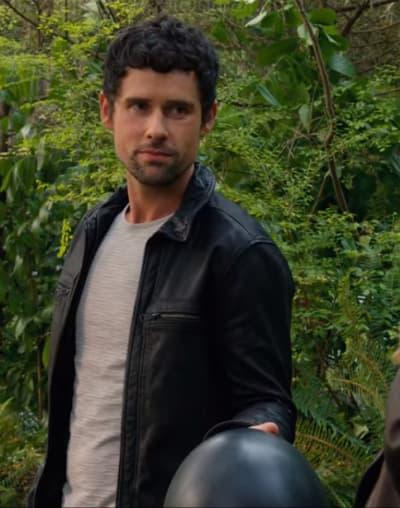Brady Offers a Helmet - tall - Virgin River Season 3 Episode 3