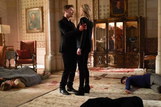 Listen To Me! - The Originals Season 5 Episode 1