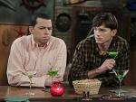 Alan and Walden at the Bar