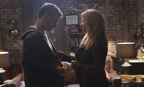 Should Jamie and Eddie pursue a romantic relationship?