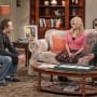 Stewart Chats with Bernadette and Howard - The Big Bang Theory Season 8 Episode 24