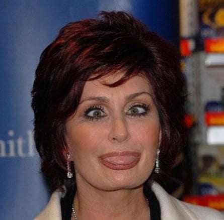 Sharon Osbourne Pic