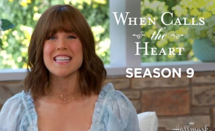 When Calls the Heart Renewed for a Ninth Season!!