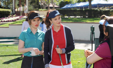 Charity Golf - New Girl