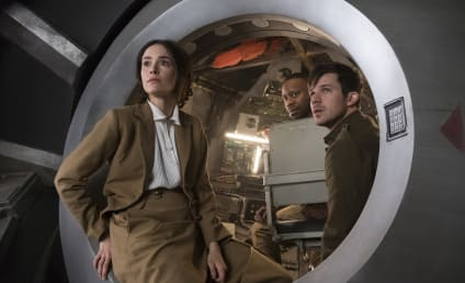 Timeless Revived for Two-Hour Series Finale at NBC