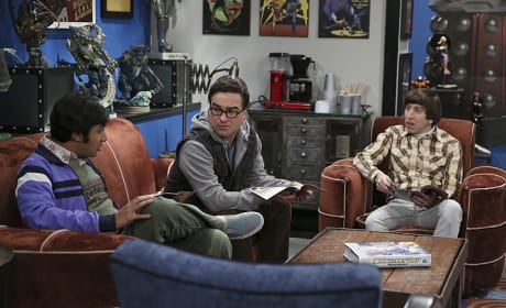 Making Plans - The Big Bang Theory Season 9 Episode 11