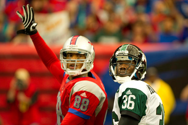 Terrell Owens on Necessary Roughness