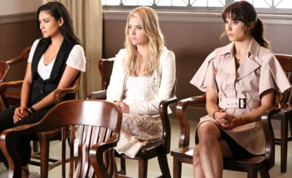 Pretty Little Liars Season 6 Episode 11 Review: Of Late I Think of Rosewood