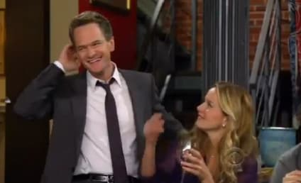 How I Met Your Mother Episode Promo: Who is This Guy?!?