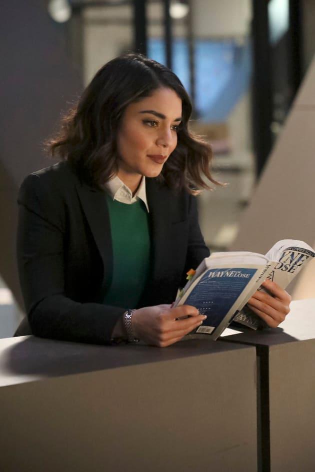 Emily's New Job - Powerless