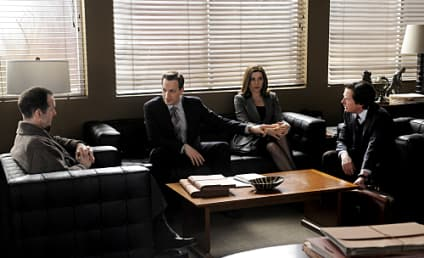 The Good Wife Review: A New, New Day