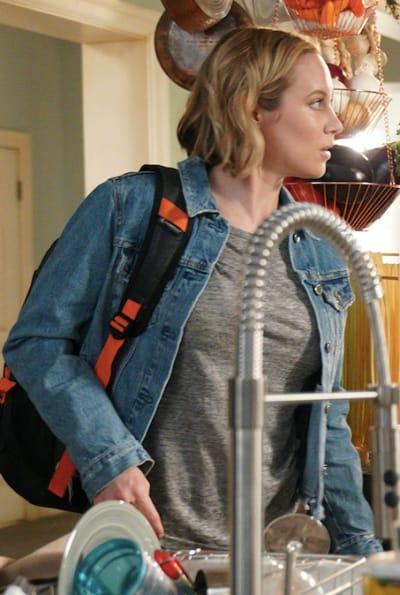 Maya talks - Station 19 Season 4 Episode 4