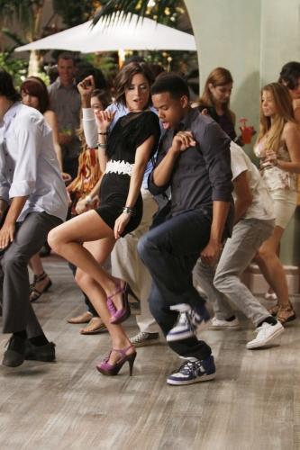 Dancing Dixon