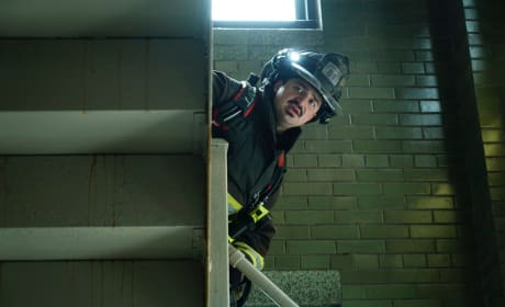 A 15-Story Blaze - Chicago Fire