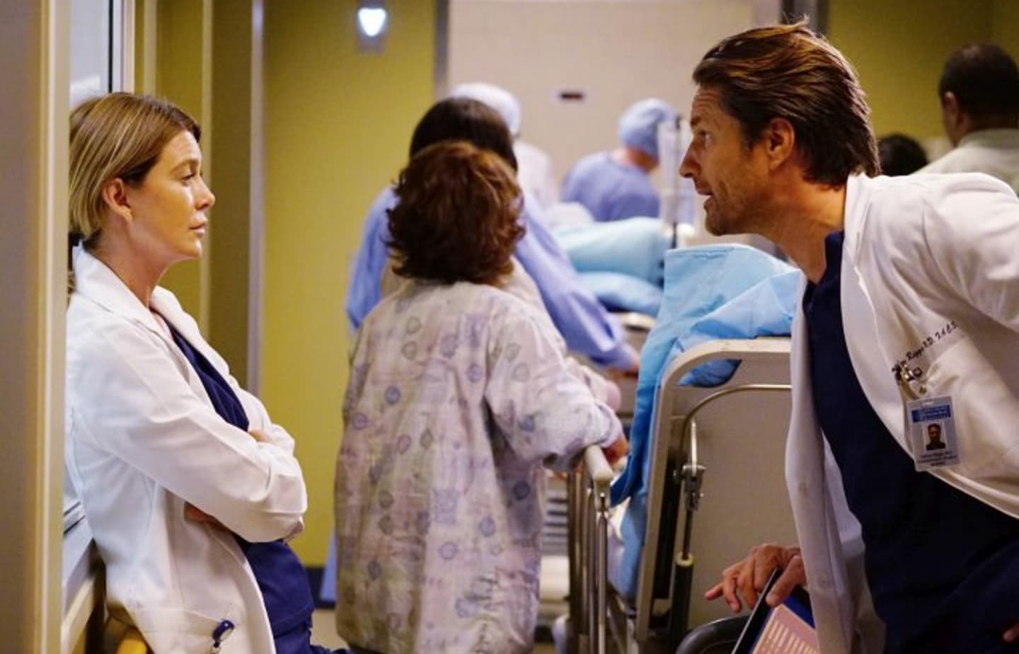 Watch Grey\'s Anatomy Online: Season 13 Episode 3 - TV Fanatic