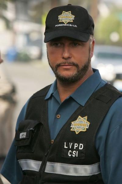 Gus Grissom - CSI