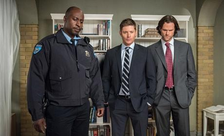 "Supernatural Photos from ""The One You've Been Waiting For"""