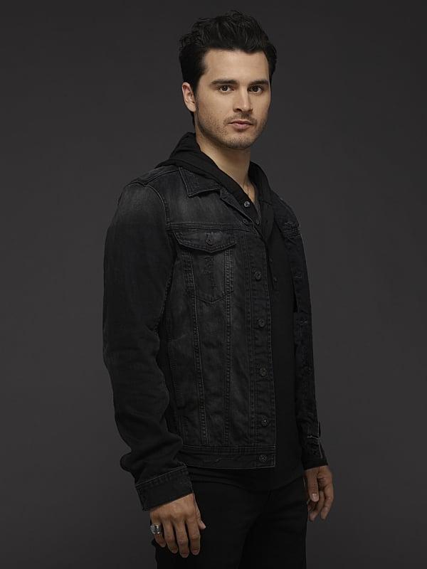Michael Malarkey Promo Image - The Vampire Diaries
