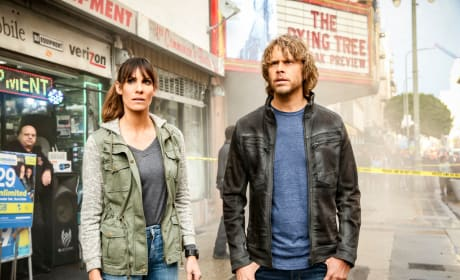 Multiple Bombs - NCIS: Los Angeles