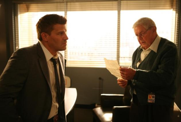 Booth and His Grandfather