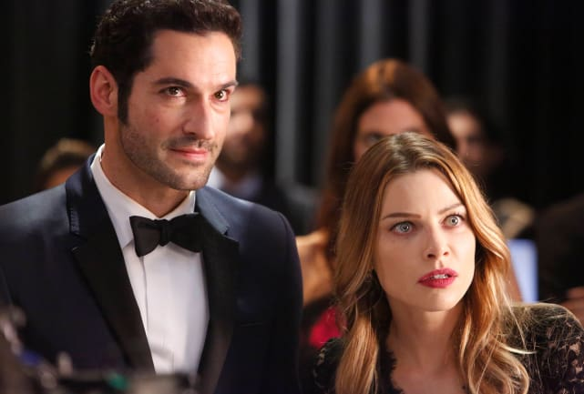 Party on lucifer season 1 episode 7