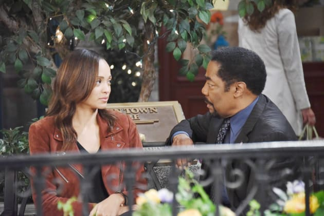 Lani Blames Valerie - Days of Our Lives