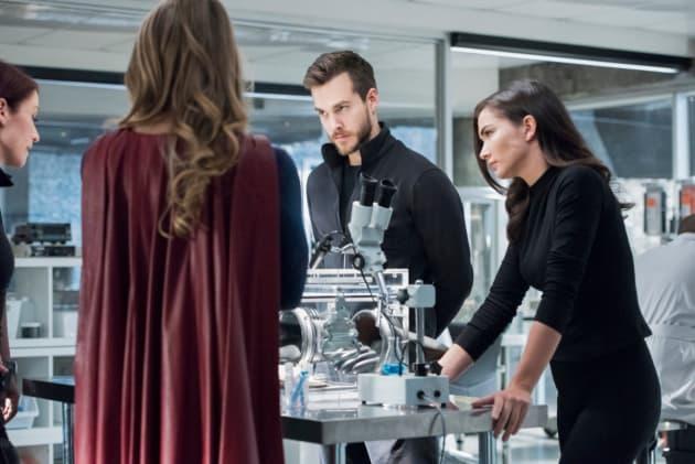 The Truth - Supergirl Season 3 Episode 16