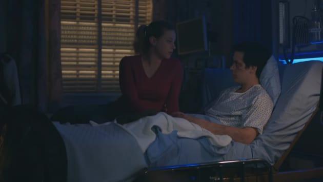 Hospital Visit - Riverdale Season 2 Episode 22 - TV Fanatic
