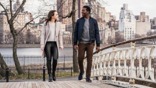 Cara & Miles  - God Friended Me Season 1 Episode 1