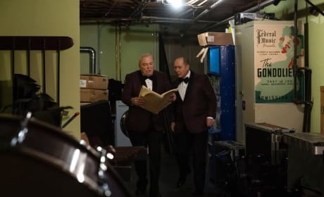 The Answers are Right Here - The Blacklist Season 6 Episode 13