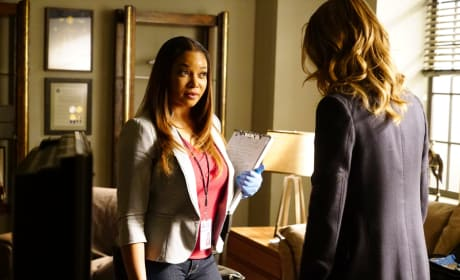 At Least Kate Has Lanie - Castle Season 7 Episode 20