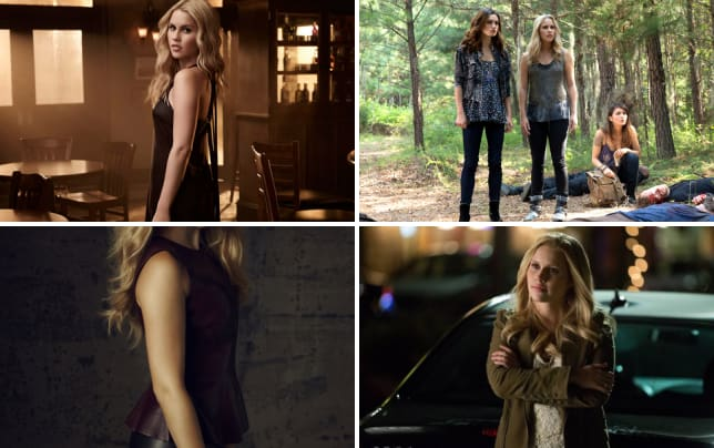 Claire holt for the originals