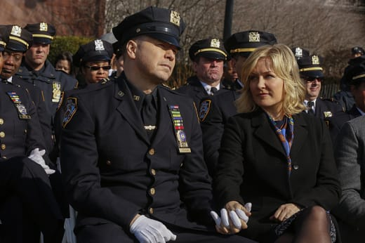 Things Get Personal - Blue Bloods