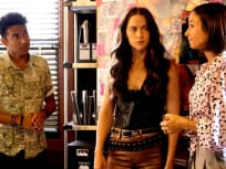 Wynonna, Waverly, and Jeremy - Wynonna Earp Season 4 Episode 9
