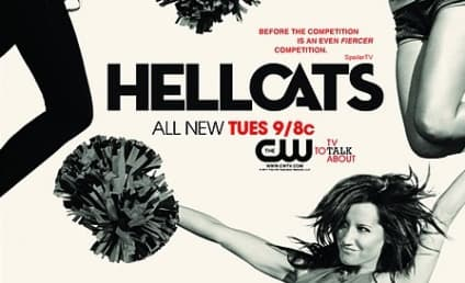 Released: Hellcats Poster, Returning Episode Description