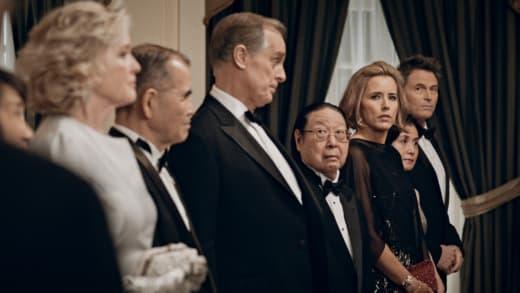 Reception Line - Madam Secretary Season 4 Episode 12