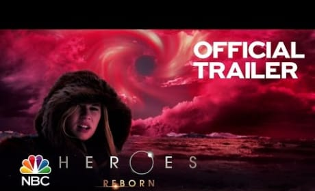 Heroes Reborn: First Full Trailer