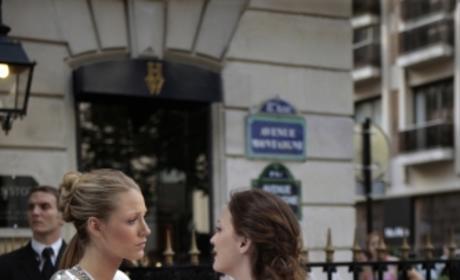 Paris, Serena and Blair