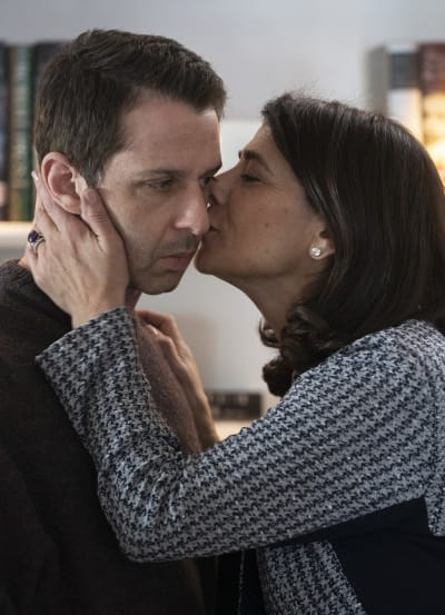 Betrayed Before a Kiss - Tall - Succession Season 2 Episode 1