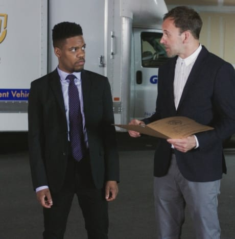 Making Connections - Elementary Season 6 Episode 2