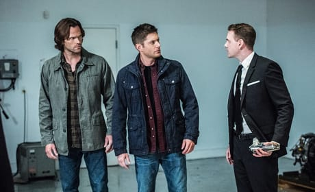 Where did you come from? - Supernatural Season 12 Episode 5