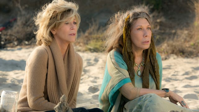 Grace and Frankie - Grace and Frankie