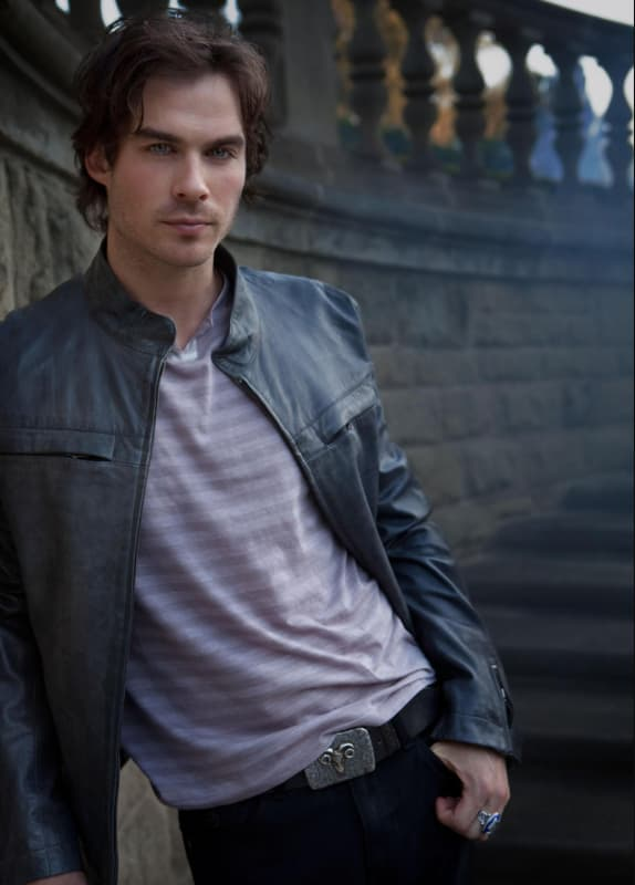 Ian Somerhalder, Then...