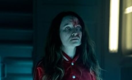 Bloody Laura - American Gods Season 2 Episode 2