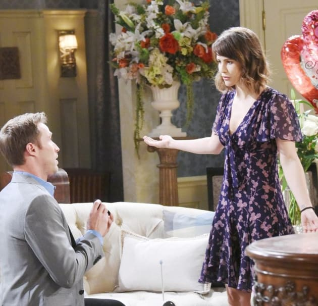 (TALL) An Unwelcome Proposal - Days of Our Lives